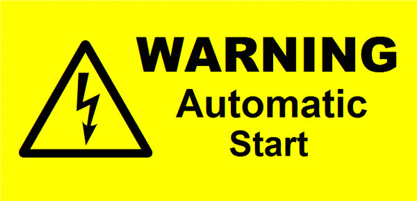 Automatic Start Labels (WAR13)