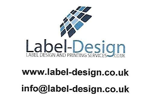 Personalised Labels with full colour logo (BUS01)
