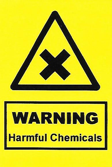 Warning Harmful Chemicals (HS03)